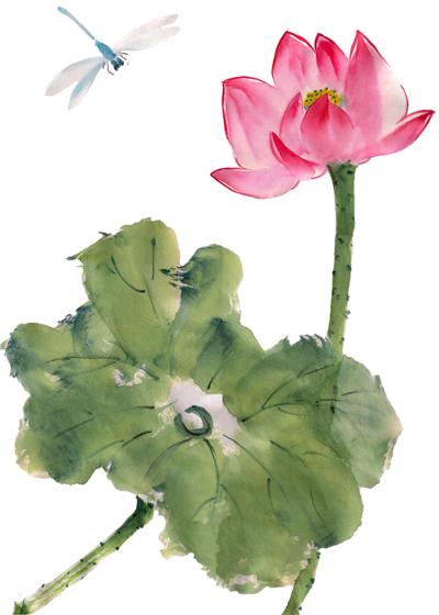Chinese Brush Art Cindy Pon